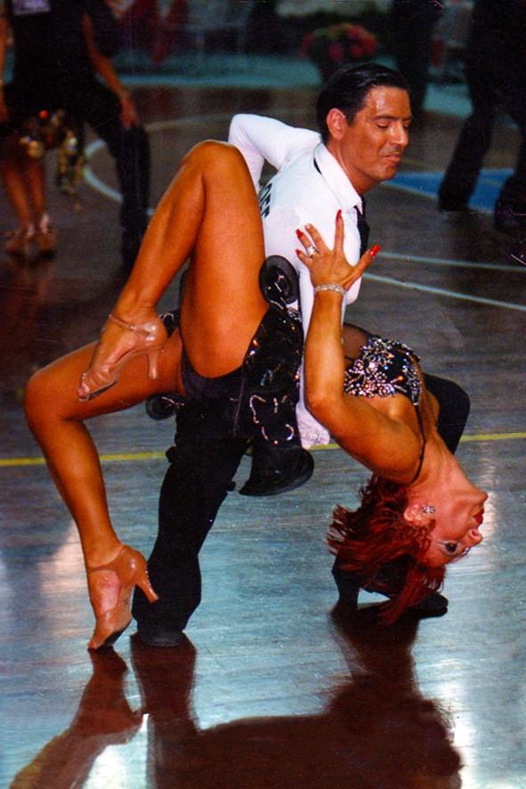 Scuola di ballo a Prato - Cento x Cento Latino