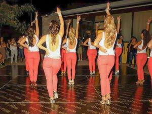 Corso Gestualità femminile, Cento x Cento Latino