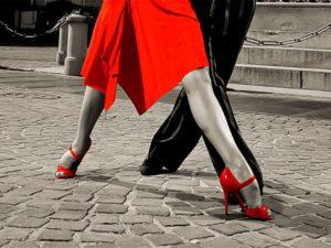 Scuola di ballo a Prato - Cento x Cento Latino - Corso Tando Argentino