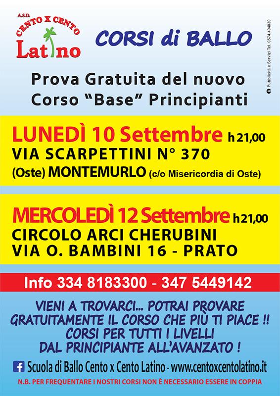 """Prova Gratuita del Nuovo Corso """"Base"""" Principianti"""